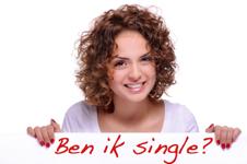 Single vrouw herkennen