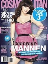Fouten mannen-artikel met (o.a.) het interview van Victor Verlon (Cosmopolitan november 2012)