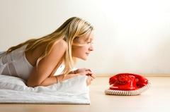 Uitvragen, bang om te bellen
