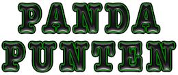 Pandapunten (woord van het jaar 2012)