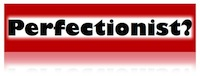 Advies voor perfectionisten