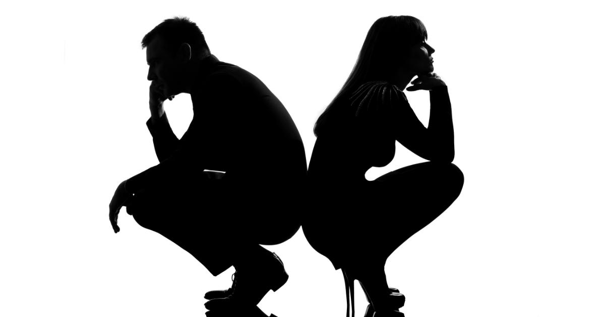 tegen relaties met mensen aan lopen