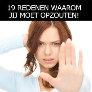 19 Redenen waarom jij moet opzouten