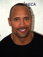Acteur Dwayne Johnson