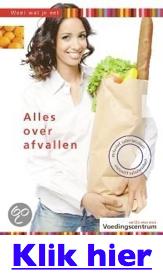 Boek van het voedingscentrum: Alles over afvallen