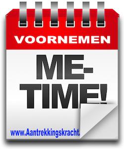Scheurkalender: meer me-time