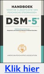 DSM-5 vertaald naar Nederlands