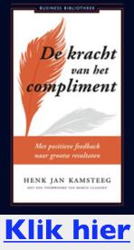 Complimenten geven boek