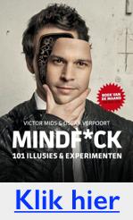 Mindfuck boek recensie