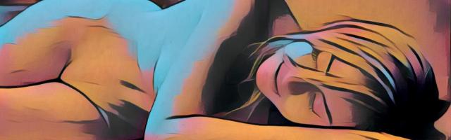De foute sekspartner voor deze vrouw in bed